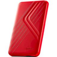 Портативный жёсткий диск APACER AC236 1TB USB3.2 Red (AP1TBAC236R-1)