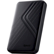 Портативный жёсткий диск APACER AC236 2TB USB3.2 Black (AP2TBAC236B-1)