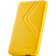 Портативный жёсткий диск APACER AC236 2TB USB3.2 Yellow (AP2TBAC236Y-1)