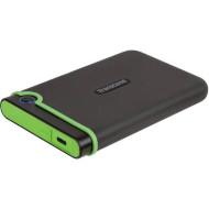 Портативный жёсткий диск TRANSCEND StoreJet 25M3C 2TB USB3.1 Iron Gray (TS2TSJ25M3C)