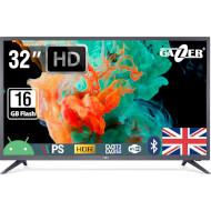 Телевизор GAZER TV32-FS2