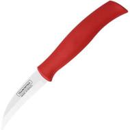 Нож кухонный для чистки овощей TRAMONTINA Soft Plus 23659/173 76мм