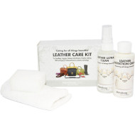 Чистящий набор для изделий из кожи FURNITURE CLINIC Leather Handbag Care Kit