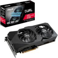 Видеокарта ASUS Radeon RX 5700 8GB GDDR6 256-bit OC (DUAL-RX5700-O8G-EVO)