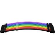 Удлинительный кабель для БП 1STPLAYER 24-pin RGB Mod Cable (MC-24PIN-01)