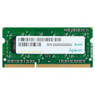Модуль памяти APACER SO-DIMM DDR3 1600MHz 2GB (AS02GFA60CAQBGC)