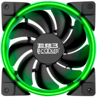 Вентилятор PCCOOLER Corona 120 Green LED