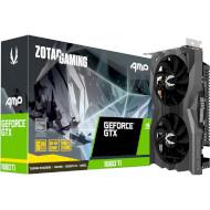 Видеокарта ZOTAC GeForce GTX 1660 Ti 6GB GDDR6 192-bit AMP Gaming (ZT-T16610D-10M)