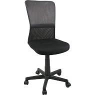 Кресло офисное OFFICE4YOU Belice Black/Gray (27733)