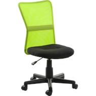 Кресло офисное OFFICE4YOU Belice Black/Green (27732)