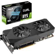 Видеокарта ASUS GeForce RTX 2060 Super 8GB GDDR6 256-bit Dual EVO (DUAL-RTX2060S-8G-EVO)