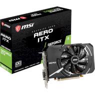 Видеокарта MSI GeForce GTX 1660 Ti 6GB GDDR6 192-bit Aero ITX OC (GTX 1660 TI AERO ITX 6G OC)