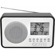 Радиочасы GOTIE GRA-100H