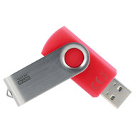 Флэшка GOODRAM UTS2 4GB Red