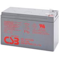 Аккумуляторная батарея CSB GPL1272 (12В 7.2Ач)