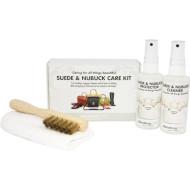 Чистящий набор для изделий из кожи FURNITURE CLINIC Suede & Nubuck Handbag Care Kit