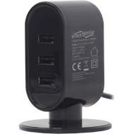 Сетевое зарядное устройство ENERGENIE EG-U3C3A-01-MX