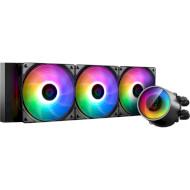 Система водяного охлаждения DEEPCOOL Castle 360 RGB V2