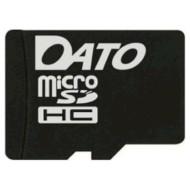 Карта памяти DATO microSDHC 4GB Class 4 (DSCL04/4GB-R)