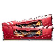 Модуль памяти G.SKILL Ripjaws 4 Red DDR4 2666MHz 16GB Kit 2x8GB XMP (F4-2666C15D-16GRR)