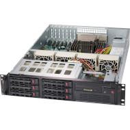 Корпус SUPERMICRO SuperChassis 822T-333LPB Rackmount 2U 330Вт