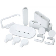 Набор для ванной XIAOMI Happy Life Sanitary Series Combination of the Loading White (3007091)