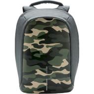 Рюкзак XD DESIGN Bobby Compact Anti-Theft Camouflage Green