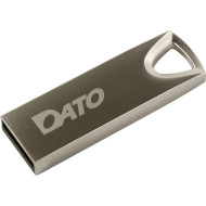 Флэшка DATO DS7016 16GB Silver (DS7016S-16G)
