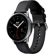 Смарт-часы SAMSUNG Galaxy Watch Active2 40mm Stainless Steel Silver