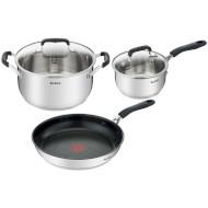 Набор посуды TEFAL Cook & Cool 5пр (G7155S14)