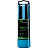 Набір очищуючий для LCD/LED екранів 2E Delicate Cleaning Liquid + блакитна серветка 21см 150мл (2E-SK150BL)