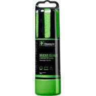 Набір очищуючий для LCD/LED екранів 2E Delicate Cleaning Liquid + зелена серветка 21см 150мл (2E-SK150GR)