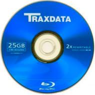 BD-RE TRAXDATA 25GB 2x 1pc/jewel