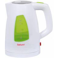 Электрочайник SATURN ST-EK8439 White/Green
