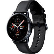Смарт-часы SAMSUNG Galaxy Watch Active2 40mm Stainless Steel Black