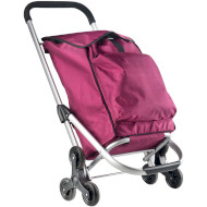 Сумка-тележка SHOPPINGCRUISER ShoppingCruiser Stairs Climber 40 Fuchsia