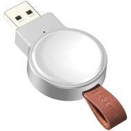 Беспроводное зарядное устройство BASEUS Dotter Wireless Charger для Apple Watch White (WXYDIW02-02)