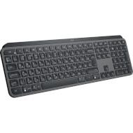 Клавіатура бездротова LOGITECH MX Keys Graphite (920-009417)