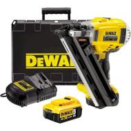 Гвоздезабиватель DEWALT DCN692P2