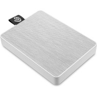 Портативный SSD SEAGATE One Touch 500GB White (STJE500402)