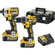 Набор электроинструментов DEWALT DCK268P2T