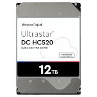 Жёсткий диск 12TB WD Ultrastar DC HC520 SAS (HUH721212AL5204/0F29532)