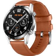 Смарт-часы HUAWEI Watch GT2 Classic 46mm Pebble Brown
