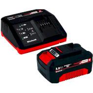 Зарядний пристрій з АКБ EINHELL Power-X-Change PXC Starter Kit + Li-ion 18V 3.0Ah (4512041)