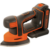 Вибрационная шлимашина BLACK&DECKER BDCDS18