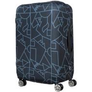 Чехол для чемодана TUCANO Compatto Mendini L Black (BPCOTRC-MENDINI-L-BK)