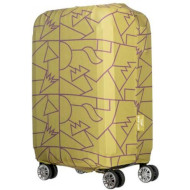 Чехол для чемодана TUCANO Compatto Mendini S Lime (BPCOTRC-MENDINI-S-VA)