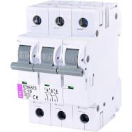 Выключатель автоматический ETI ETIMAT 6 3p C 10 (2145514)