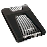 "Внешний портативный винчестер 2.5"" ADATA DashDrive Durable HD650 2TB USB3.0/Black (AHD650-2TU3-CBK)"