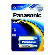 Батарейка PANASONIC Evolta «Крона» (6LR61EGE/1BP)